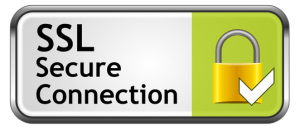 Certified SSL Secure Connection